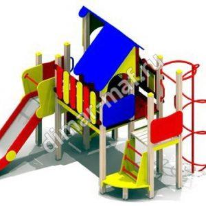 """Детский игровой комплекс  """"ДИМАР"""" из категории Игровые комплексы"""