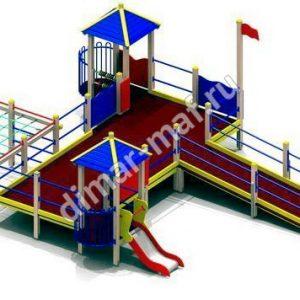 ДИК для детей с ограниченными возможностями из категории Игровые комплексы