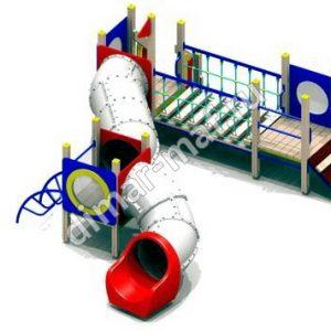 """Детский игровой комплекс""""ДИМАР"""" из категории Игровые комплексы"""