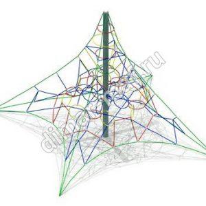 """Сетка """"Пирамида"""" из категории Гимнастические комплексы"""