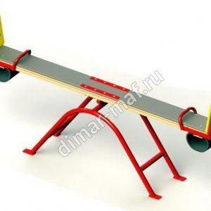 Качалка-балансир  Средняя из категории качалки-балансиры