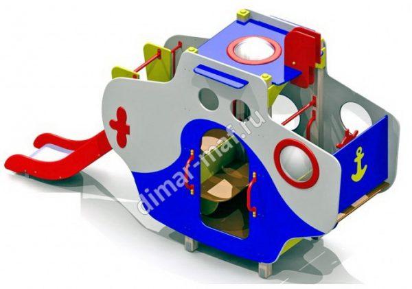 Подводная лодка из категории Игровые формы