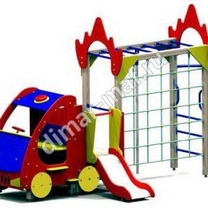 Машина пожарная из категории Игровые формы
