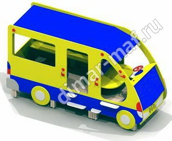 Автобус из категории Игровые формы