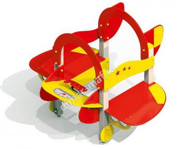 Самолетик для детей с ограниченными возможностями из категории Игровые формы
