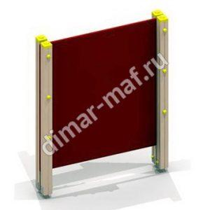 Стена - доска из категории Игровые формы