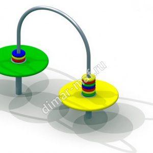 Счеты со столиками из категории Игровые формы