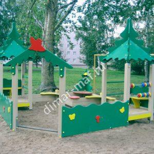 """Песочный дворик  """"Лесочек"""""""