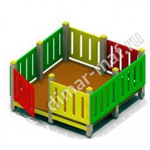 Манеж малый из категории Игровые домики