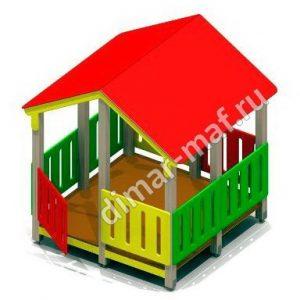 Манеж с крышей из категории Игровые домики