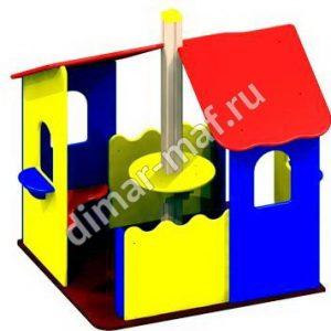 Игровой домик двойной из категории Игровые домики