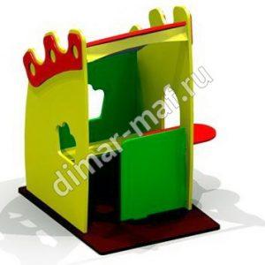 """Игровой домик  """"Цветочек"""" из категории Игровые домики"""