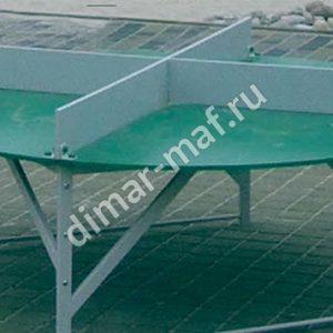 Теннисный стол круглый