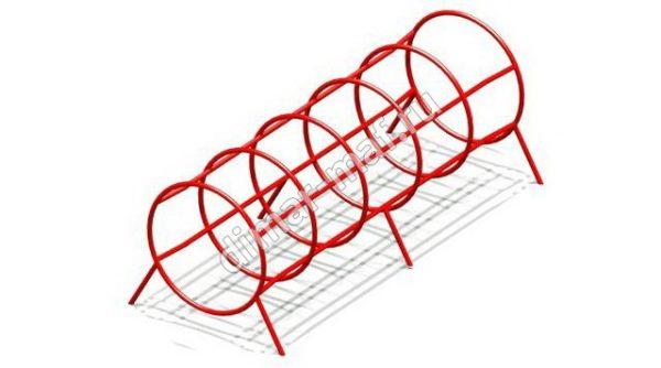 Спираль горизонтальная из категории Спортивное оборудование