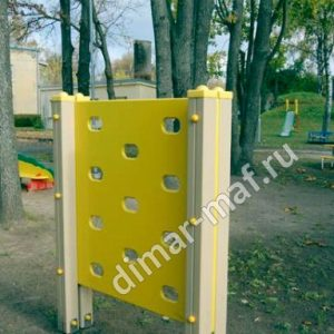 Детская стена для лазания
